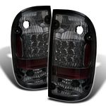 Toyota Tacoma 2001-2004 Smoked LED Tail Lights