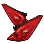 Nissan 350Z 2002-2005 Red LED Tail Lights
