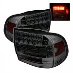 Porsche Cayenne 2003-2007 Smoked LED Tail Lights
