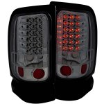 1998 Dodge Ram LED Tail Lights Smoked Lens