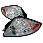 Mitsubishi Eclipse 2006-2008 Clear LED Tail Lights