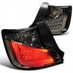 Scion tC 2011-2013 Smoked LED Tail Lights