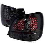 Lexus GS400 1998-2001 Smoked LED Tail Lights