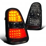Mini Cooper S 2005-2006 Smoked LED Tail Lights