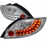 Mazda MAZDA2 2011-2012 Clear LED Tail Lights