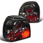 VW Golf 1993-1998 LED Tail Lights Smoked