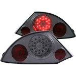 Mitsubishi Eclipse 2000-2002 Smoked LED Tail Lights