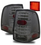 Ford Expedition 2003-2006 Smoked LED Tail Lights