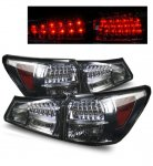 Lexus IS350 2006-2008 Smoked LED Tail Lights
