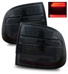 2004 Porsche Cayenne LED Tail Lights Smoked