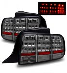 2006 Ford Mustang LED Tail Lights Smoked Lens