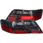 2008 Toyota Camry LED Tail Lights Smoked