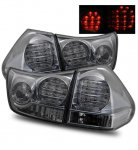 Lexus RX330 2004-2006 Smoked LED Tail Lights