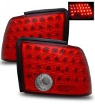 Ford Mustang 1999-2004 Red LED Tail Lights