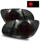 Toyota Corolla 2003-2008 LED Tail Lights Smoked