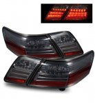 2008 Toyota Camry Full LED Tail Lights Smoked
