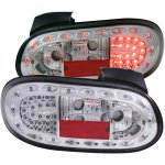 Mazda Miata 1998-2005 Clear LED Tail Lights