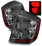 Nissan Sentra 2007-2012 LED Tail Lights Smoked