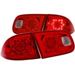 2006 Buick Lucerne LED Tail Lights