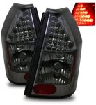 Dodge Magnum 2005-2008 Smoked LED Tail Lights