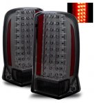 2006 Cadillac Escalade Smoked LED Tail Lights