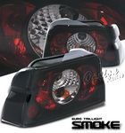 Ford Escort MK5 1990-1995 Smoked Euro Tail Lights