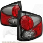 2002 Chevy S10 Pickup Smoked Altezza Tail Lights