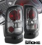 1996 Dodge Ram Smoked Altezza Tail Lights