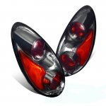 2002 Chrysler PT Cruiser Smoked Altezza Tail Lights