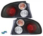 Pontiac GTO 2004-2006 Depo Black Altezza Tail Lights