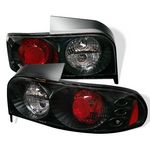 2001 Subaru Impreza Black Altezza Tail Lights