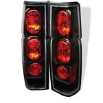 Nissan Hardbody 1986-1997 Black Altezza Tail Lights