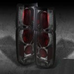 Nissan Hardbody 1986-1997 Smoked Altezza Tail Lights
