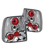 1999 VW Passat Clear Altezza Tail Lights