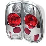 Ford F150 1997-2003 Clear Altezza Tail Lights