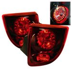 2003 Toyota Celica Red LED Tail Lights