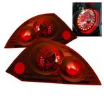 2001 Mitsubishi Eclipse Red LED Tail Lights