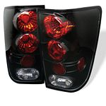 2004 Nissan Titan Black Altezza Tail Lights