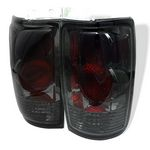1999 Ford Expedition Smoked Altezza Tail Lights
