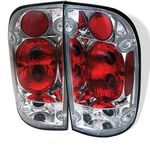 2000 Toyota Tacoma Clear Altezza Tail Lights