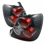2005 Honda Civic Si Hatchback Carbon Fiber Altezza Tail Lights