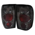 Ford Ranger 1998-2000 Smoked Altezza Tail Lights