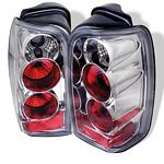 Toyota 4Runner 1996-2002 Clear Altezza Tail Lights