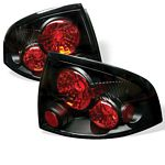 2000 Nissan Sentra Black Altezza Tail Lights