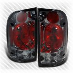 2002 Toyota Tacoma Smoked Altezza Tail Lights