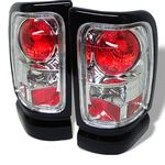 2000 Dodge Ram Clear Altezza Tail Lights