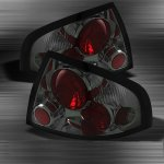 Nissan Sentra 2000-2003 Smoked Altezza Tail Lights