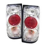 Isuzu Rodeo 1991-1994 Clear Altezza Tail Lights