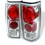 Chevy S10 1982-1993 Clear Altezza Tail Lights