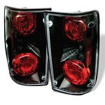 Toyota Pickup 1989-1995 Black Altezza Tail Lights